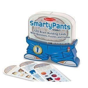 SmartyPants Brain Building - 1st grade